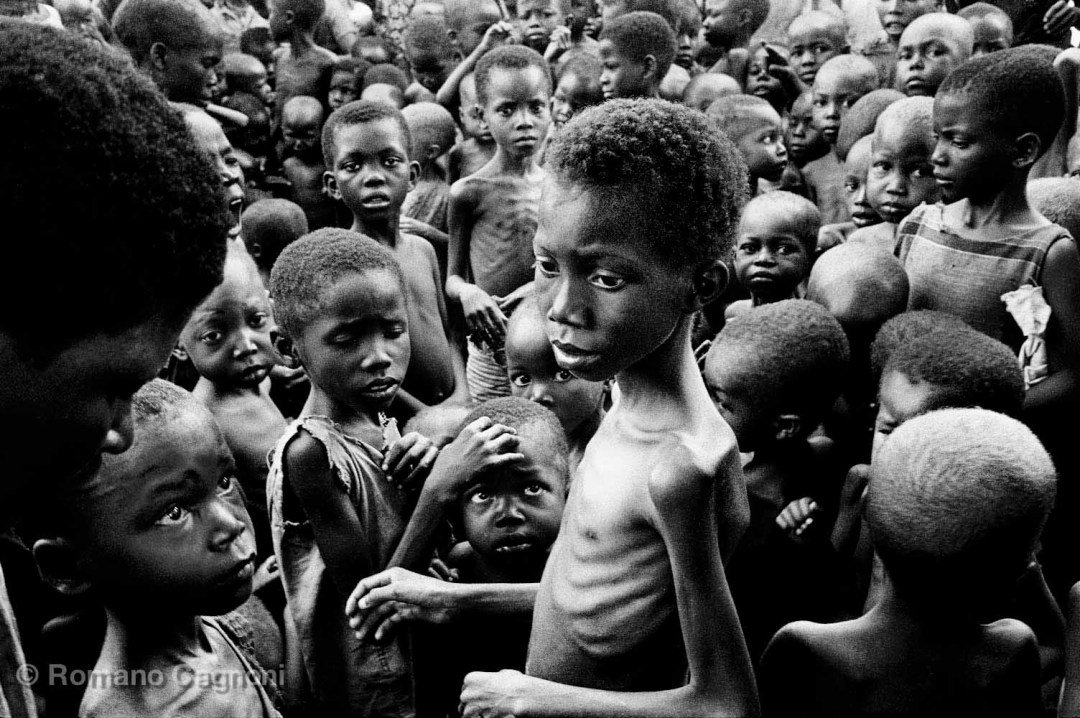 Biafra, 1970