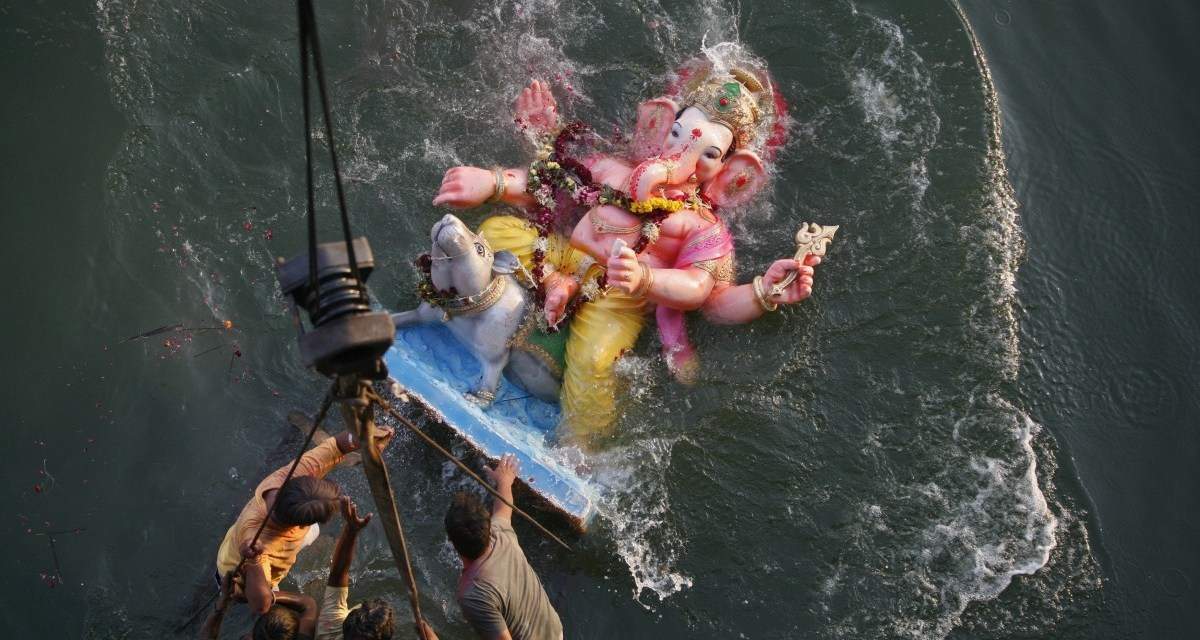 What's up with Lord Ganesh?