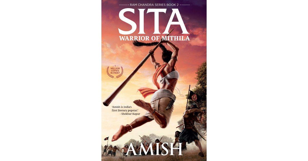 പുസ്തക നിരൂപണം – SITA Warrior of Mithila (Fiction)