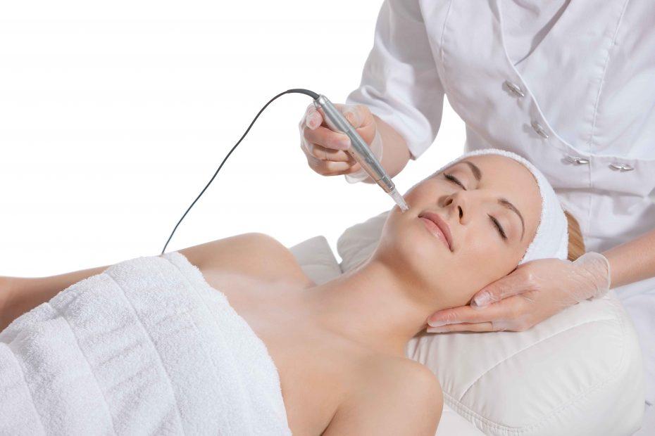 Behandlung Frau MESO Sono