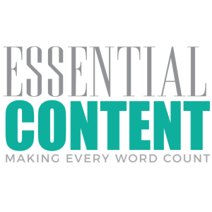 Essential Content - Making Every Word Count