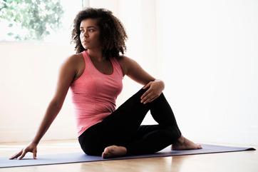 In perfect harmony yoga