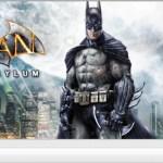 Batman Arkham Asylum Now Available On The App Store
