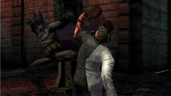 Batman Arkham City Lockdown Combat With 2 Face Batman Arkham City Lockdown Review