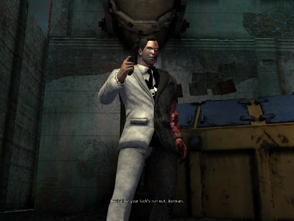 Batman Arkham City Lockdown Two Face Batman Arkham City Lockdown Review