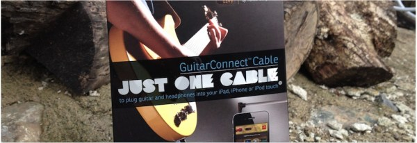 Griffing GuitarConnect Cable Griffin Guitar Connect Cable for iPad, iPhone, iPod Touch
