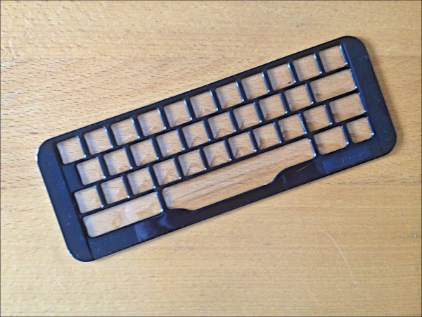 Reviewed : iKeyboard   Making typing on the iPad that little bit easier?