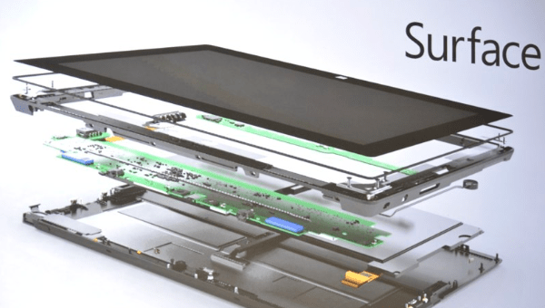 Microsoft Tablet Surface. Microsoft Announce New Microsoft Surface Tablet : Specifications