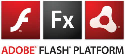 adobe flash platform logo Adobe Confirms No More Flash For Android.