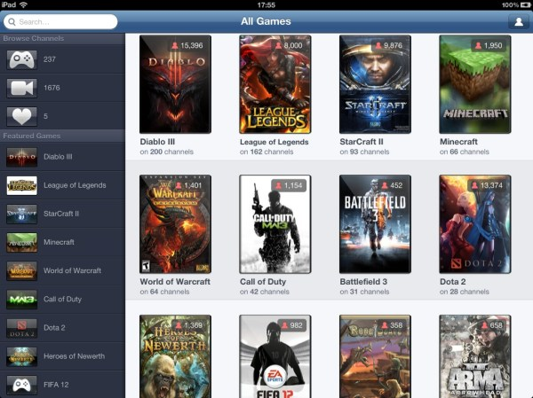 twitchtv How To Watch TV On Your iPhone or iPad