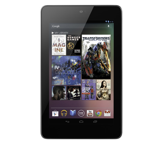 google nexus 7 android tablet 3 Reviewed : Google Nexus 7 Android tablet