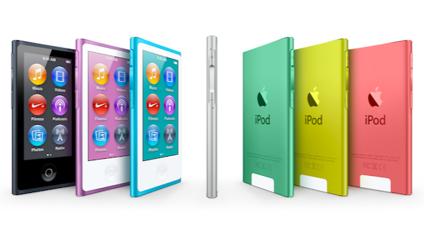 The New iPod Nano Apple : New 7th Generation Nano best Nano weve ever created