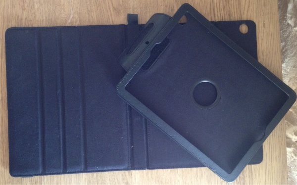 ipevo ip01 case Reviewed : IPEVO PV 01 360 Degrees Rotating Folio Case for the new iPad 3 and iPad 2