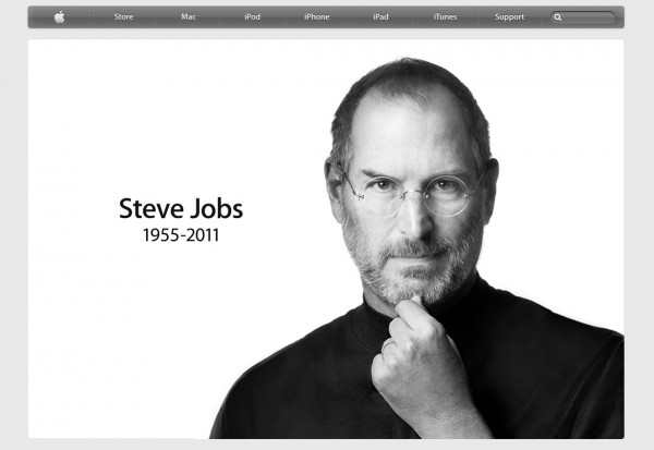 steve jobs 1955 2011 600x413 Remembering Steve Jobs : February 24th, 1995   October 5, 2011