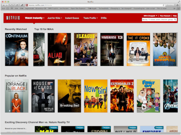 NetFlix After HideIPVPN HideIPVPN Review: View TV from Anywhere To Anywhere