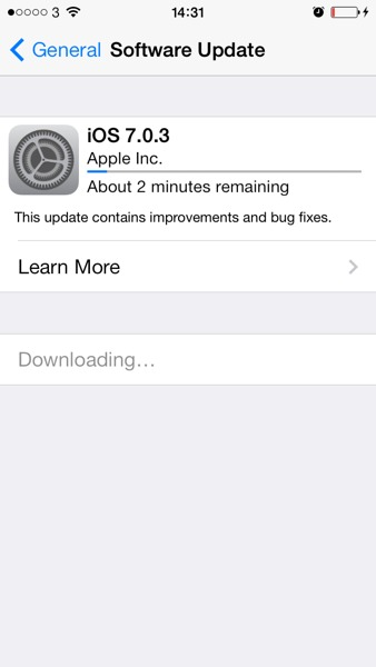 1382622617 iMessage and Bug Fixes A Plenty in iOS 7.0.3