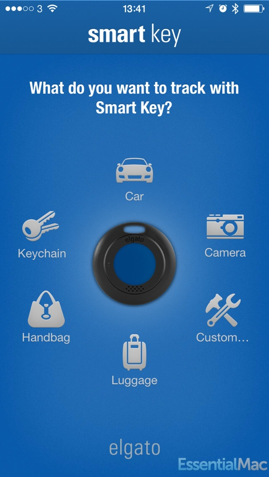 Elgato Smart Key Install 3 Elgato Smart key Review : Never loose your keys again