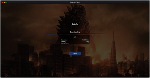 popcorntime movie streaming  600x310 Popcorn Time.  Stream movies from Torrents