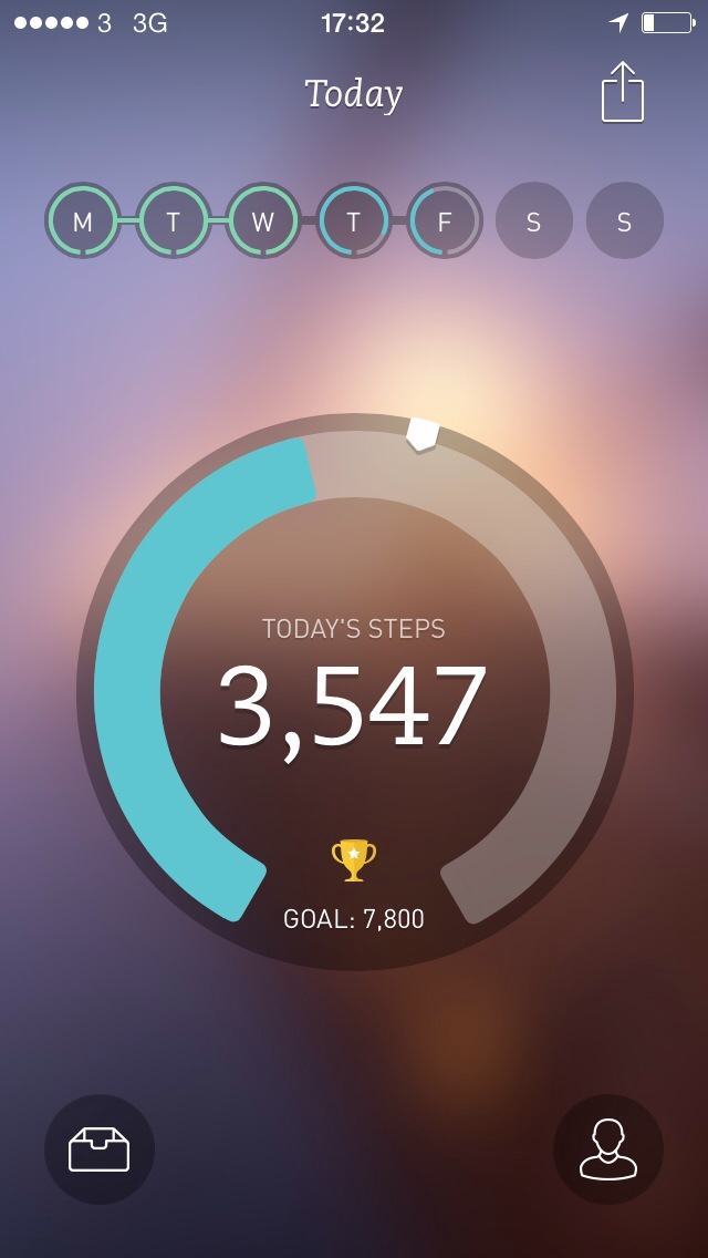 20140425 173312 Review: Breeze A Gorgeous Step Tracking And Motivation From Runkeeper