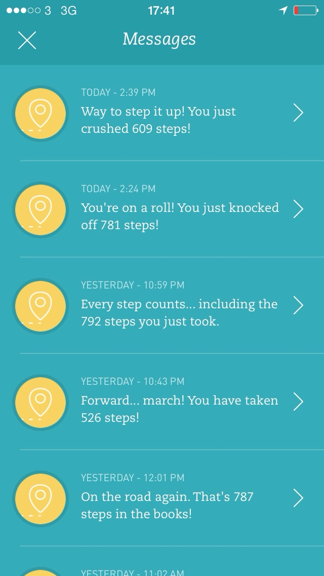 20140425 174307 Review: Breeze A Gorgeous Step Tracking And Motivation From Runkeeper