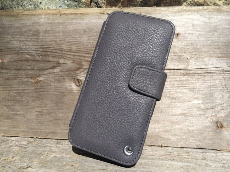 Noreve Tradition Front Review: Noreve Tradition B [2106TB] Leather iPhone Case