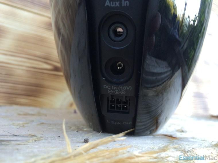 Edifer Luna Eclipse Ports Review: Edifier Luna Eclipse e25 Bluetooth Speakers