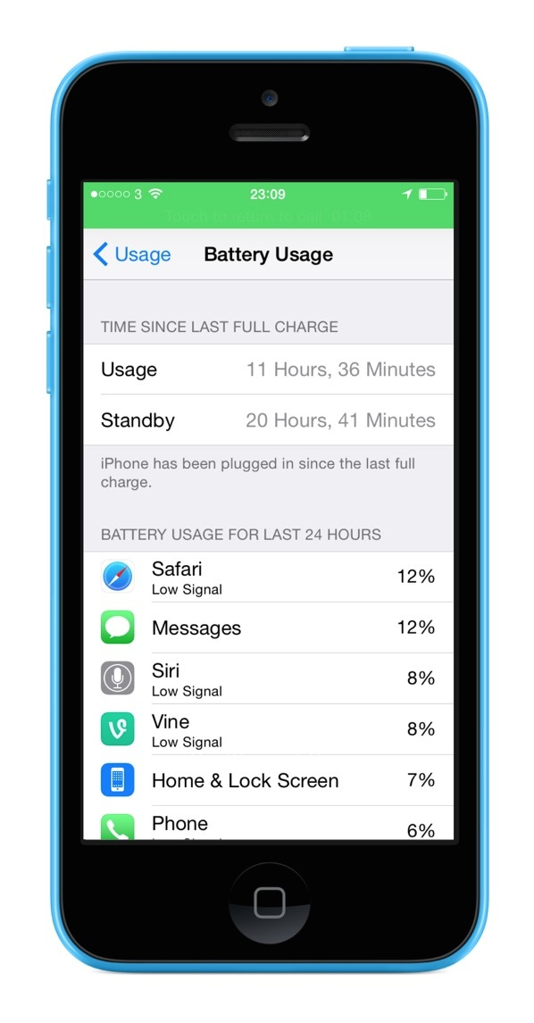 How To Save battery life in iOS 8