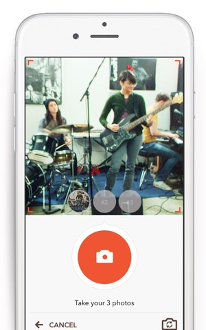 AOTD: Nutshell For iOS.  Turn any moment into a short, shareable visual story.