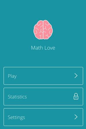 Math Love Free. Test Your Brain & Learn Maths on iOS