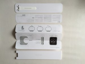 Obligatory Apple Sport Watch Unboxing Article