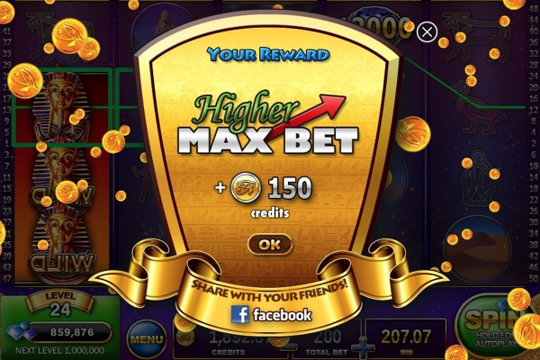 Reviewed : Slots   Pharaohs Way.  Addictive Personalities Beware.