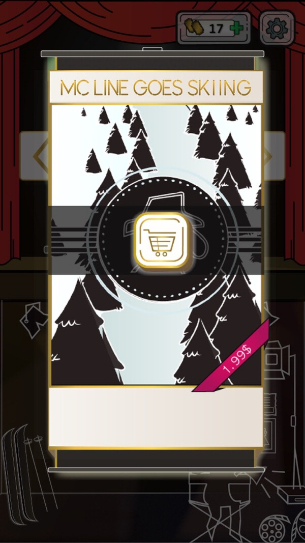 MC Line In App Purchase 2 Review : Mc Line   Challenge The Gravity & Master The Path
