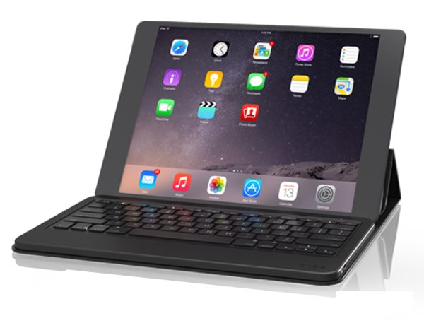 Zagg Messenger Universal for iPad Pro 8 Keyboard Cases Ready For the iPad Pro