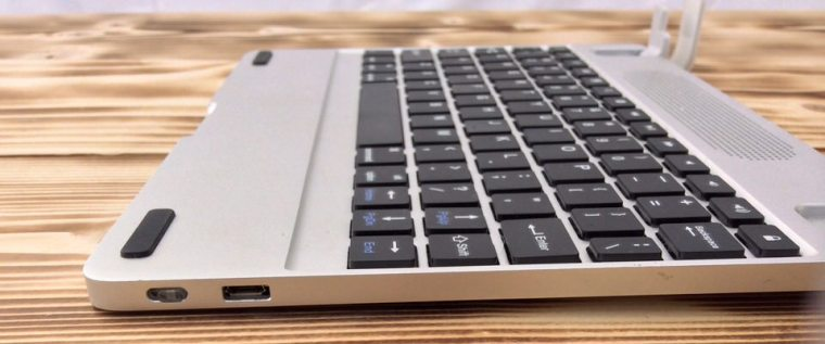 Brydge Keyboard USB And Power 1 Brydge+ with Speakers iPad keyboard Review