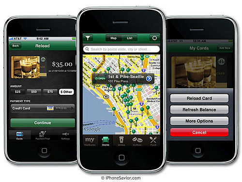 Food and drinks apps The Latest Wave of Branded iOS Apps
