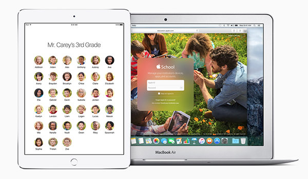 Apple School Manager iOS 9.3 Features. Everything new in one place.