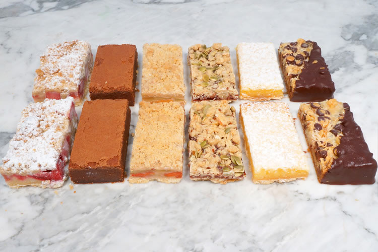Pastry: Bars