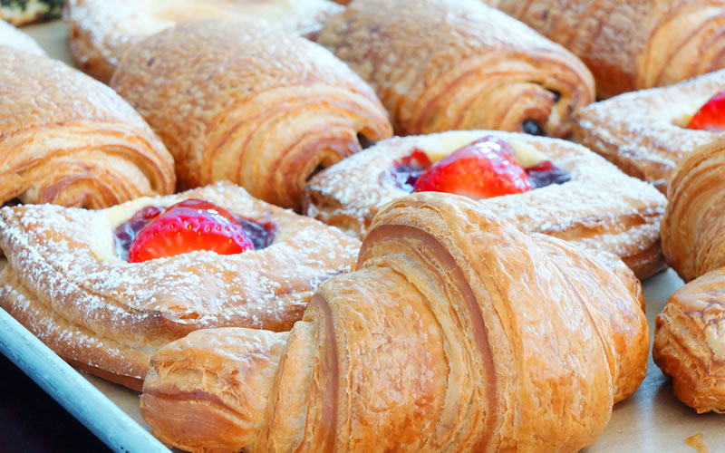 Wholesale Pastries