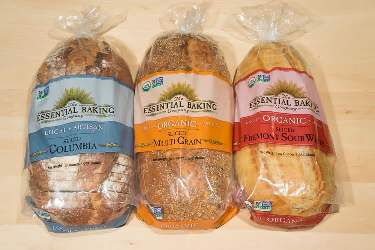 Artisan Sliced Breads