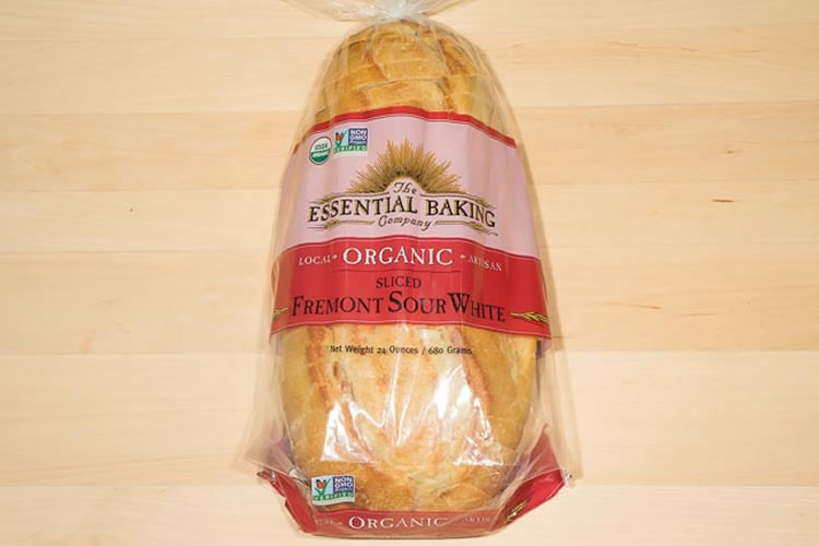 Sliced Fremont Sour White Bread
