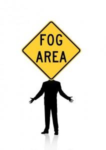 foggy head sign by geralt at Pixabay