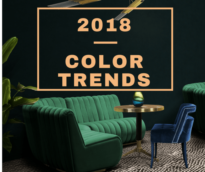 Trend interior design 2018 for Outdoor furniture color trends 2017