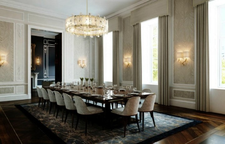 A LUXURY PRIVATE RESIDENCE BY Martin Kemp Design IN LONDON     Martin Kemp Design is a highly creative design studio  producing some of  the world s finest