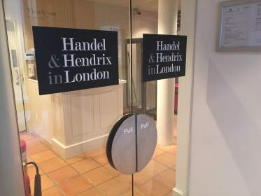 Handel and Hendrix in London