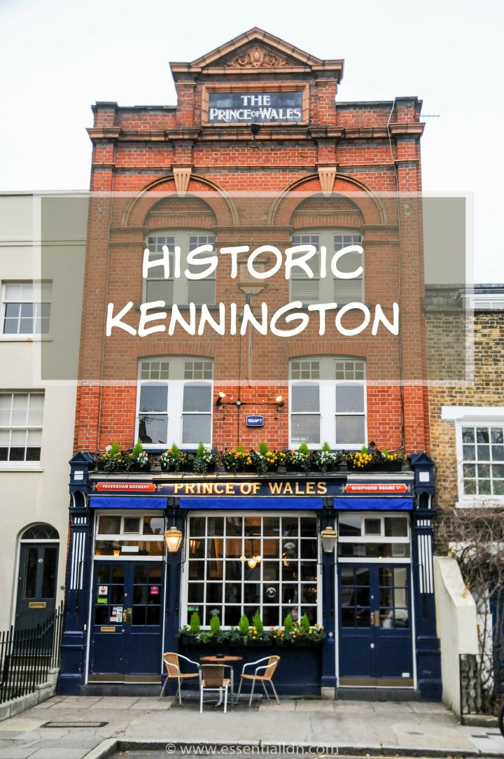 Historic Kennington pub walk