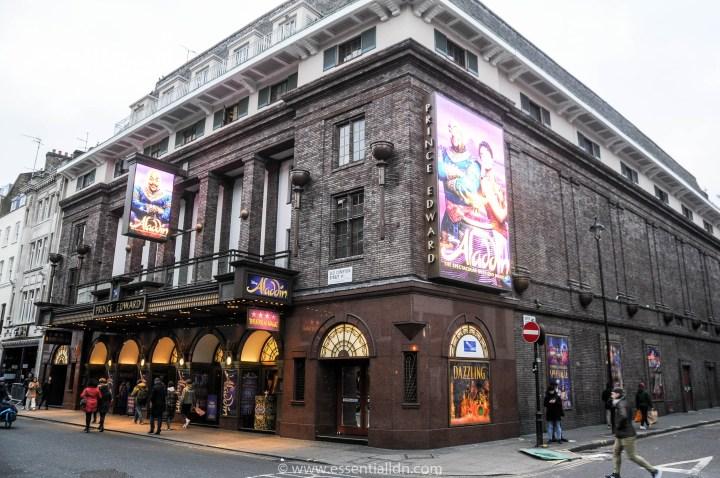The Prince Edward Theatre