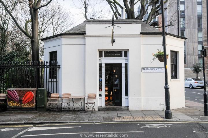 Bermondsey Street old parish watch-house