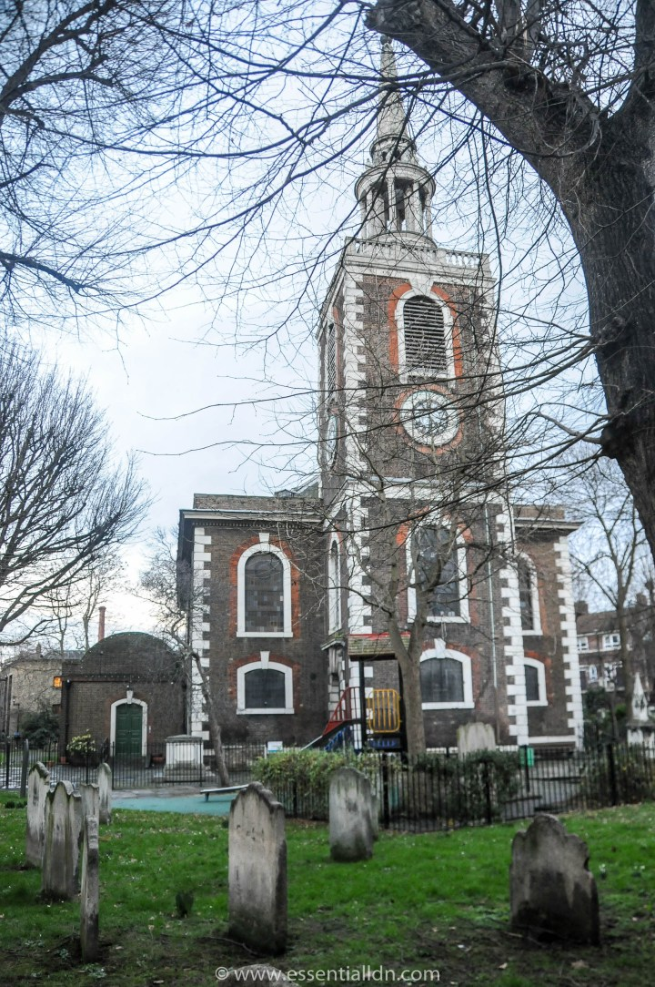St Mary's Church, Rotherhithe