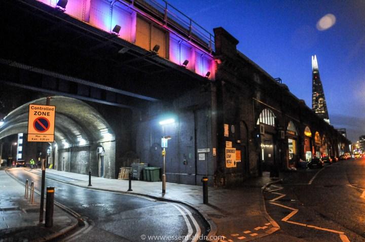 Druid Street, Bermondsey