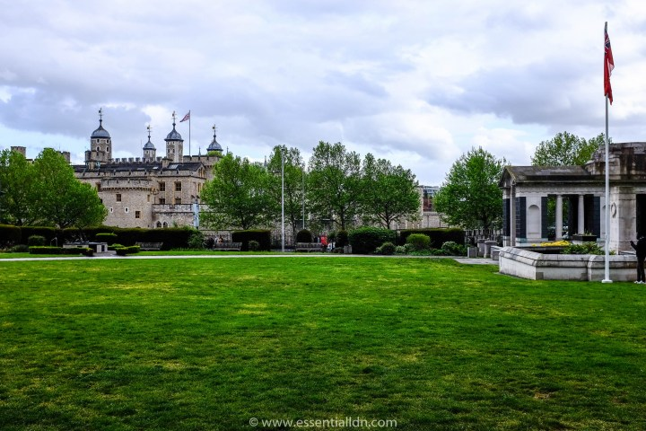 Tower Hill execution site